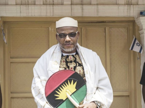 Nnamdi Kanu and IPOB denies plans working with any politician