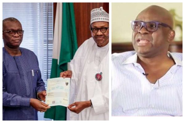 Ayo Fayose asks Buhari why it took to long to get WAEC attestation