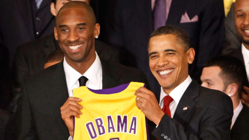 Barack Obama talks about Kobe Bryant's death 'Nothing is more heartbreaking'