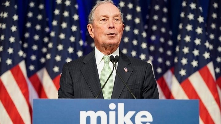 Mike Bloomberg will SELL his $60 billion media company if he gets the Democratic party nomination for the presidential elections and beats President Trump