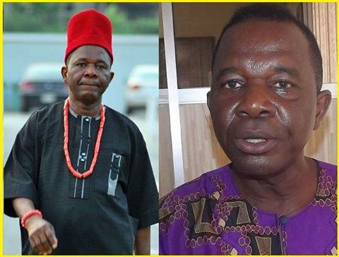 Chiwetalu Agu debunks his death rumours and financial assistance