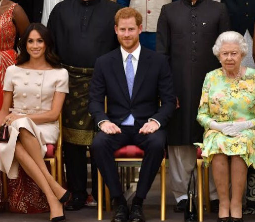 Queen Elizabeth bans Prince Harry and Meghan Markle from using 'Sussex Royal' brand label