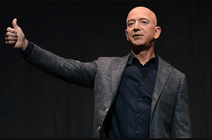 Jeff Bezos pledges $10bn to fight climate change