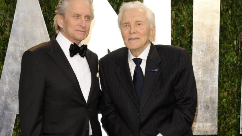 Kirk Douglas donates his entire £61m fortune to charity, leaves no penny to his son Michael Douglas