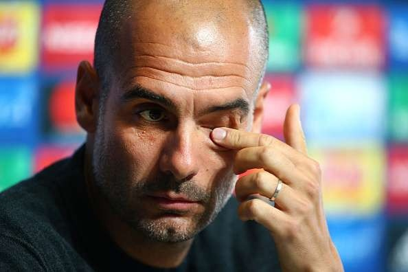 Pep Guardiola insists I'm not the best manager in the world