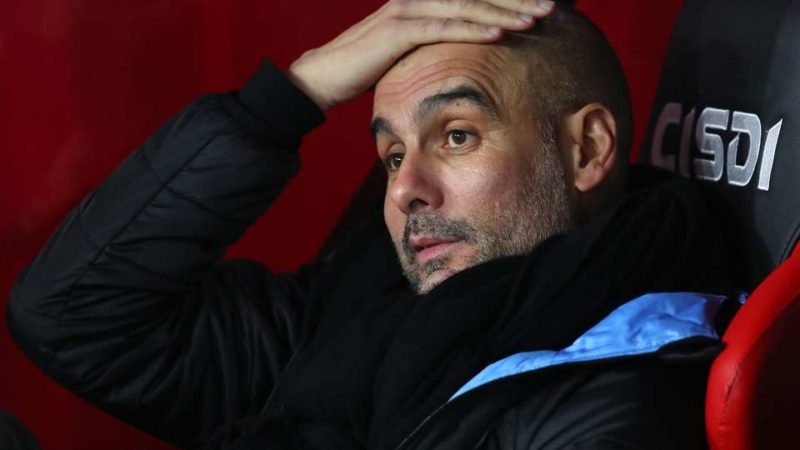 Manchester City could be relegated to League Two after UEFA ban