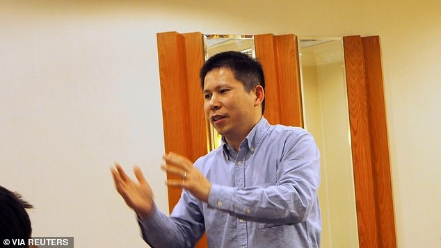 China Rights Activist Xu Zhiyong Arrested for criticizing President Xi handling of coronavirus