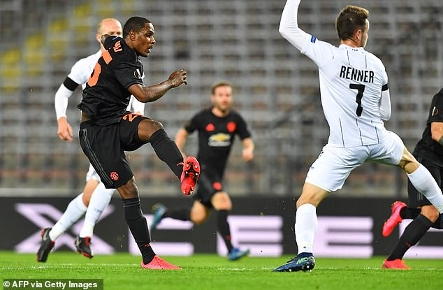 Man United to sign Odion Ighalo for £15m in the summer after loan spell from Shanghai Shenhua