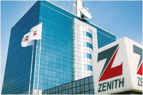Zenith Bank's profit announced N58.7 billion in Q1 2020 before tax rises by 3%