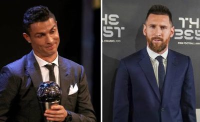 FIFA cancel 'The Best' awards 2020