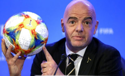 FIFA postpones women's Under-17 World Cup to 2021