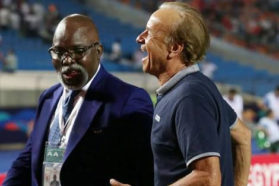 Gernot Rohr reaches agreement with NFF to continue as Super Eagles head coach