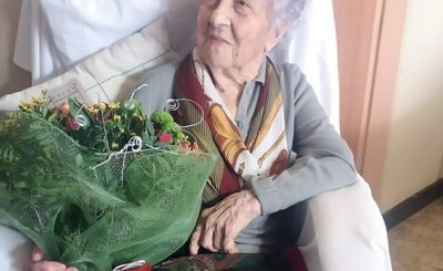 Spain's oldest woman Maria Branyas, 113, overcomes COVID-19 infection