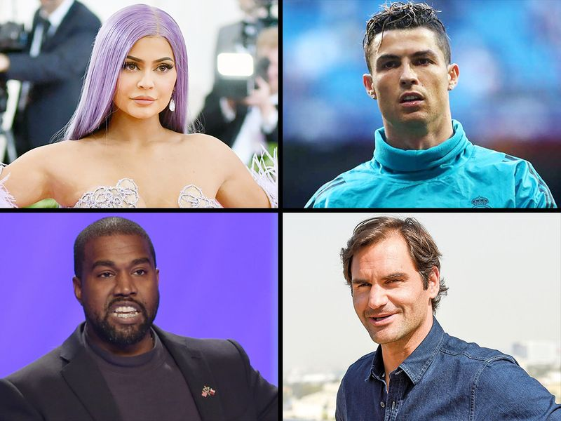 Forbes highest-paid celebrities for 2020