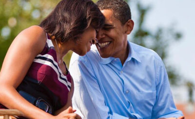 Barack & Michelle Obama share heartwarming message on Instagram to celebrate their 28th wedding anniversary