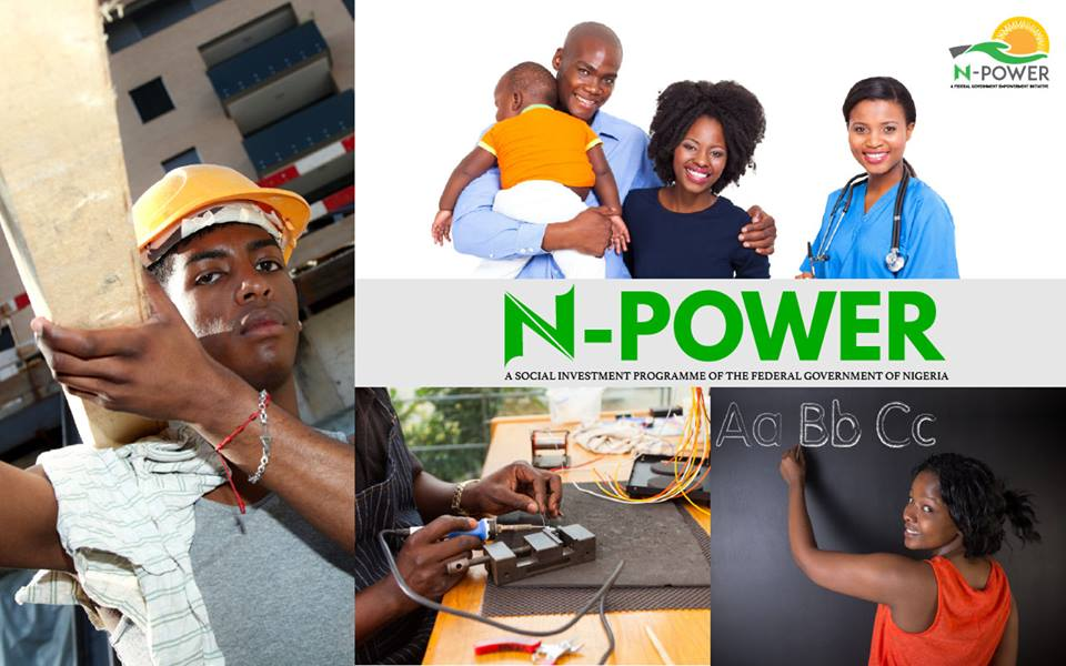 Nigeria Govt to budget N420 Billion For Npower,Trademoni Other NSIP Programmes in 2021