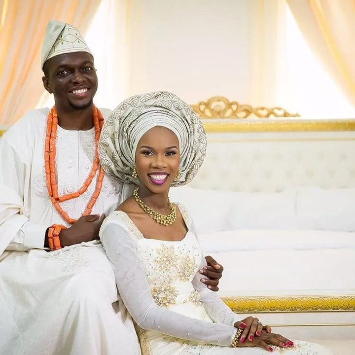 Church Wedding of Marilyn Okowa is the daughter of Delta State governor, Ifeanyi Okowa