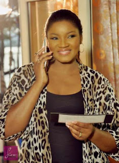 Start Actreess Omotola Jolade, Spends Time With Husband In Morocco: See Blowing Photos