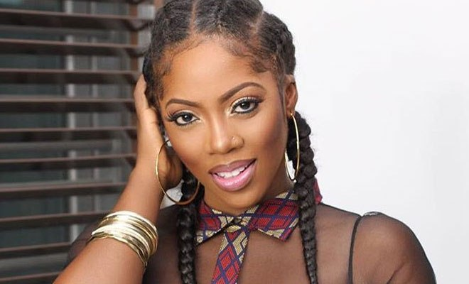 Nigerian Music Star Tiwa Savage, Is Our Today's Celebrity Pick – See Blowing Photos