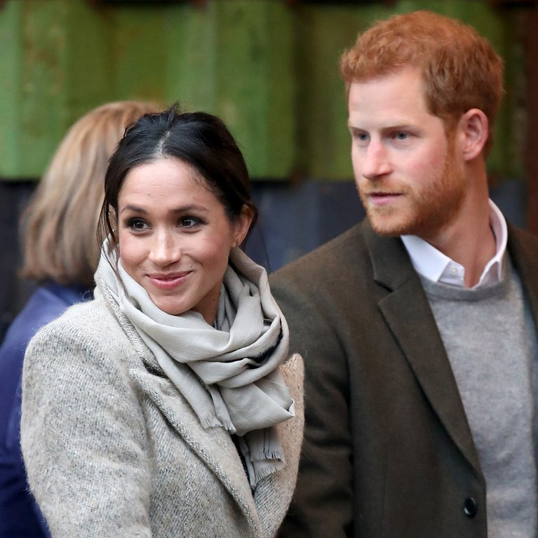 12++ Royal Wedding Prince Harry Meghan Markle
