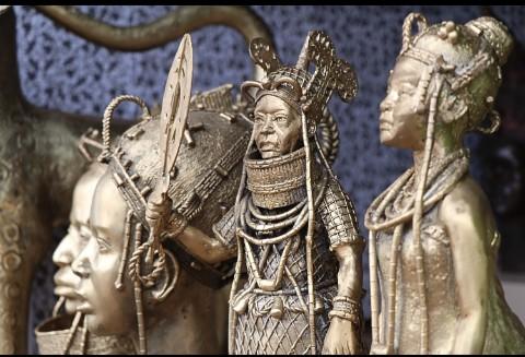 Benin Bronzes artifacts