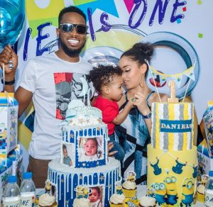 D'banj loses one year old son Daniel Oyebanjo