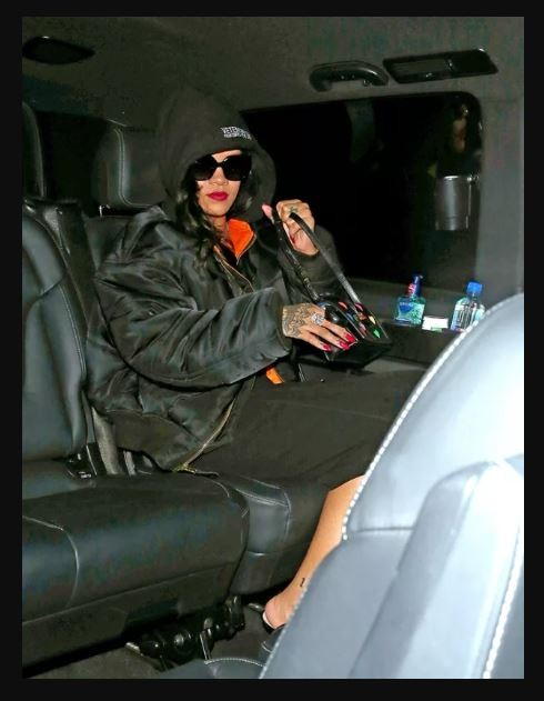 Rihanna spotted with 'wealthy African man' amid rumours split with her Saudi Billionaire