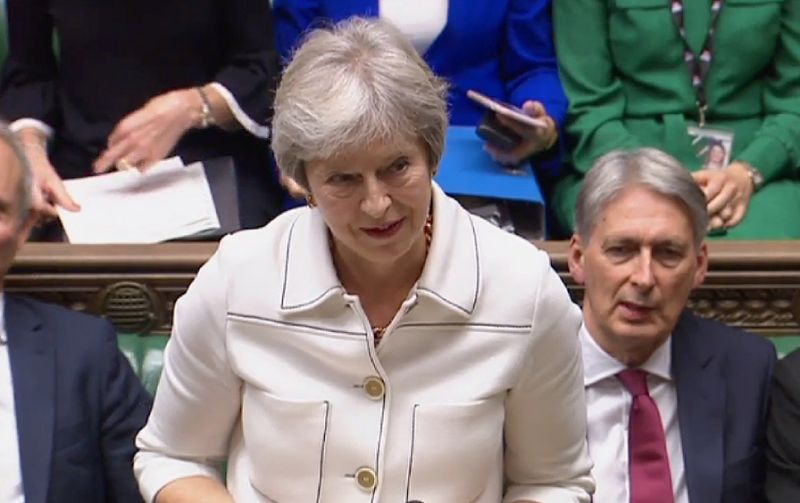 UK PM Theresa May says still believes Brexit deal is 'achievable'