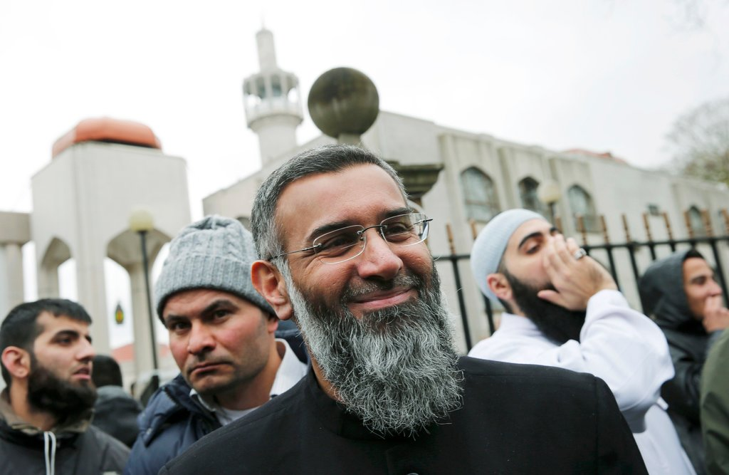 Britain Releases Islamist Preacher Anjem Choudary,from prison,but Under Strict Controls