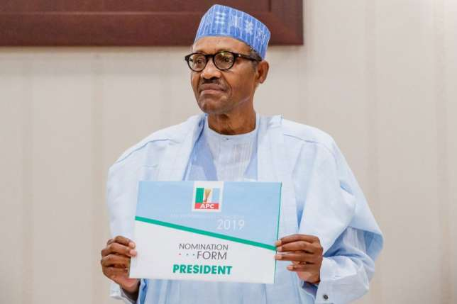 President Buhari fails again to submit academic credentials to INEC, blames Military