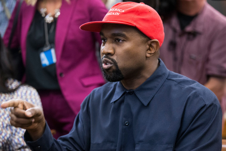 Kanye West Discharged from Hospital currently at home