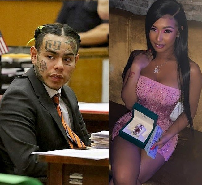 Tekashi 6ix9ine sends girlfriend a $35K Rolex for her 22nd birthday from jail