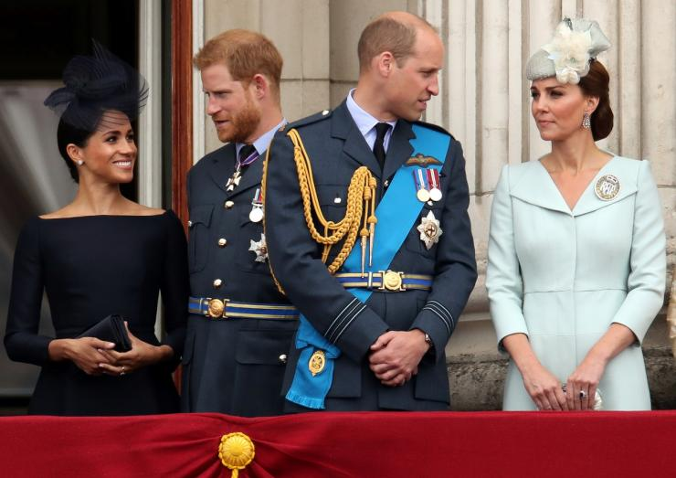 Meghan Markle and Prince Harry are moving out of Kensington palace amid royal feud with Prince Williams