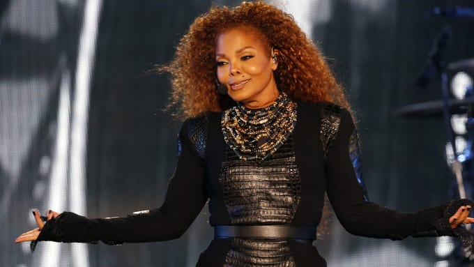 Janet Jackson to be inducted into 2019 Rock Hall of Fame class