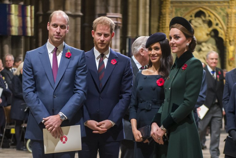 """Prince Harry accused his brother Prince William of trying to 'wreck his relationship' after he told him to """"slow down relationship with Meghan Markle"""""""