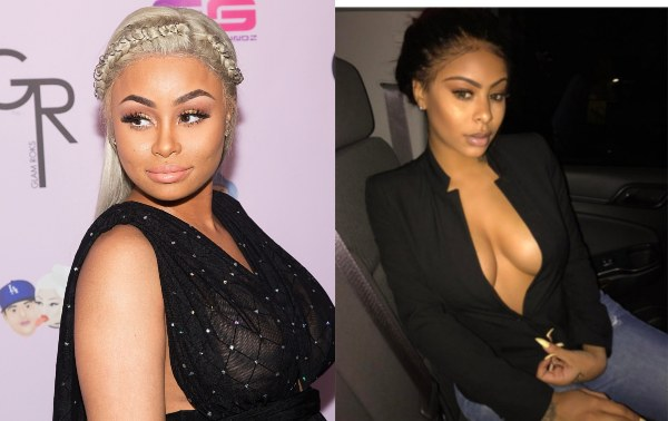 Blac Chyna Allegedly Throws Her Drink At Alexis Skyy, Inciting Club