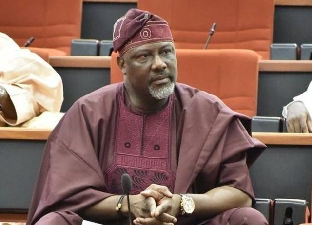 I'm not hiding out of fear, it's called wisdom – Dino Melaye
