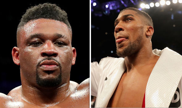 Anthony Joshua to defend heavyweight titles against Jarrell Miller on UCL final night