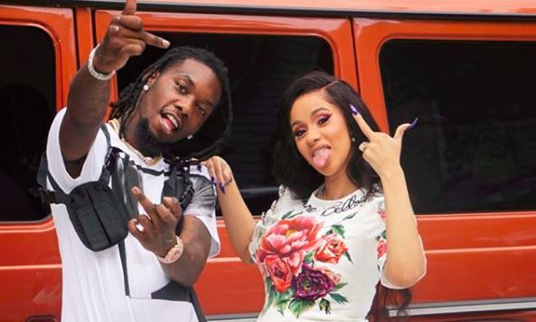 Cardi B, Offset Engage In A Sexy Conversation
