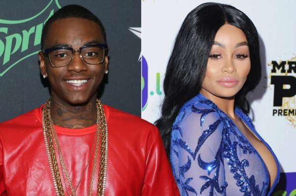 Soulja Boy hit Blac Chyna By Tattooing Her Name on his arm despite breakup