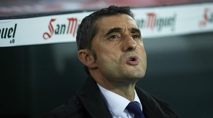 Ernesto Valverde Extends Barcelona Contract