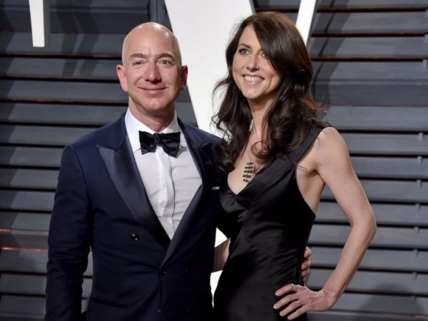 MacKenzie Bezos set to become fourth-wealthiest woman after divorce