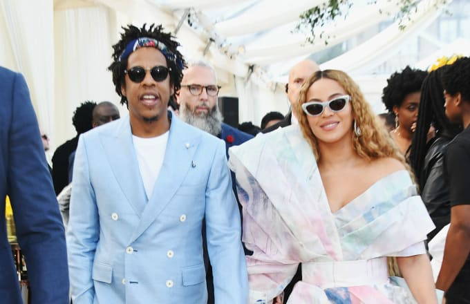 "Beyonce, Jay Z And Their Kids Dropped A Live Coachella Album Along With The ""Homecoming"" Netflix Documentary"