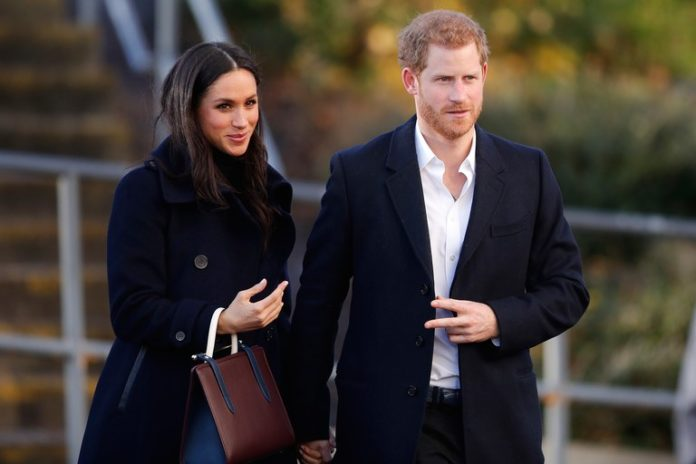 Prince Harry and Meghan Markel Considering moving to Africa as Commonwealth Youth Ambassador after birth of their baby'