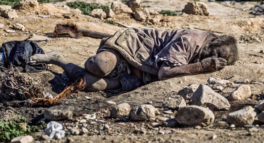 Meet World's dirtiest man, Amou Haji hasn't had bath in 65years