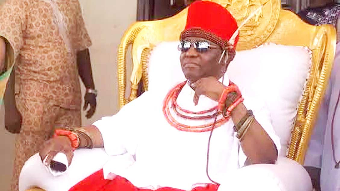 Oba of Benin, Ewuare II