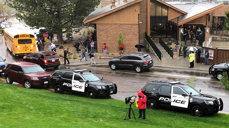 STEM Highlands Ranch School Shooting in Colorado Leaves 1 Student Dead and 8 Injured