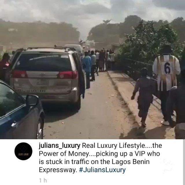 Lagos-Benin Expressway