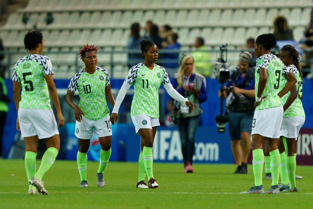 Nigeria's Super Falcons qualify for Women's World Cup Round of 16
