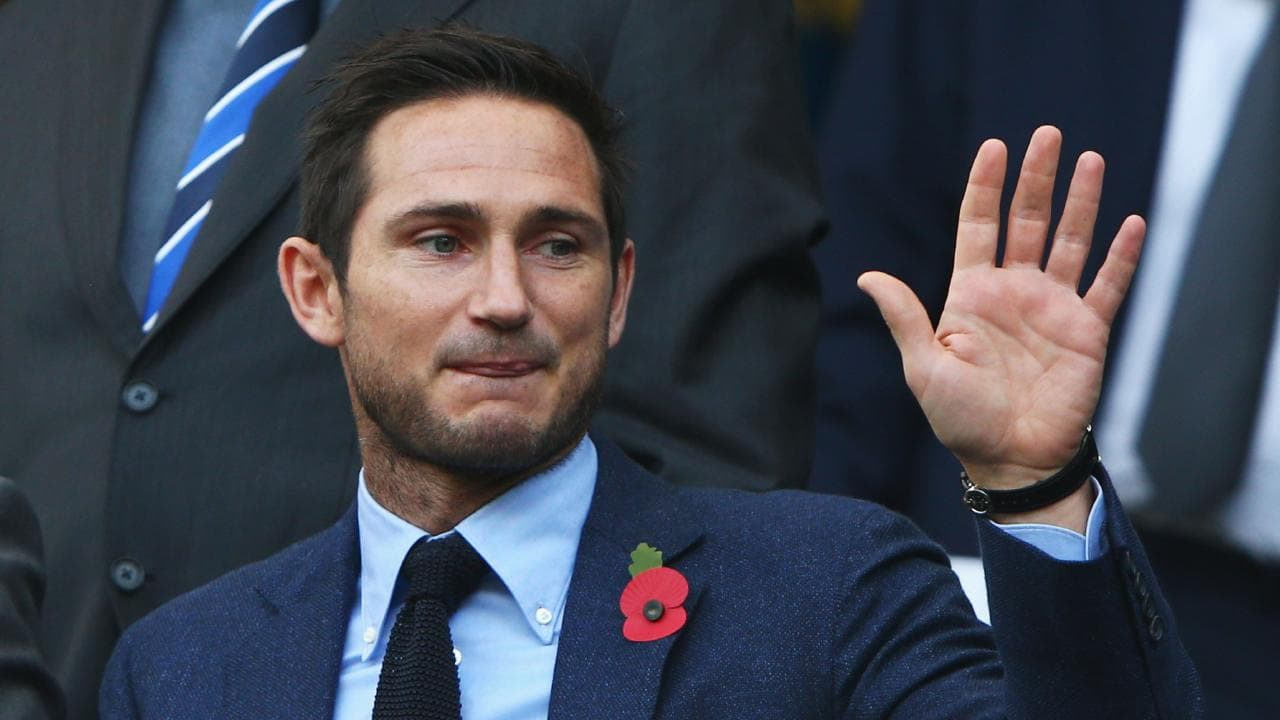 Chelsea Football Club frank lampard